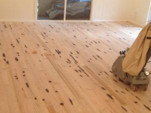 Hvordan slibes gulve?